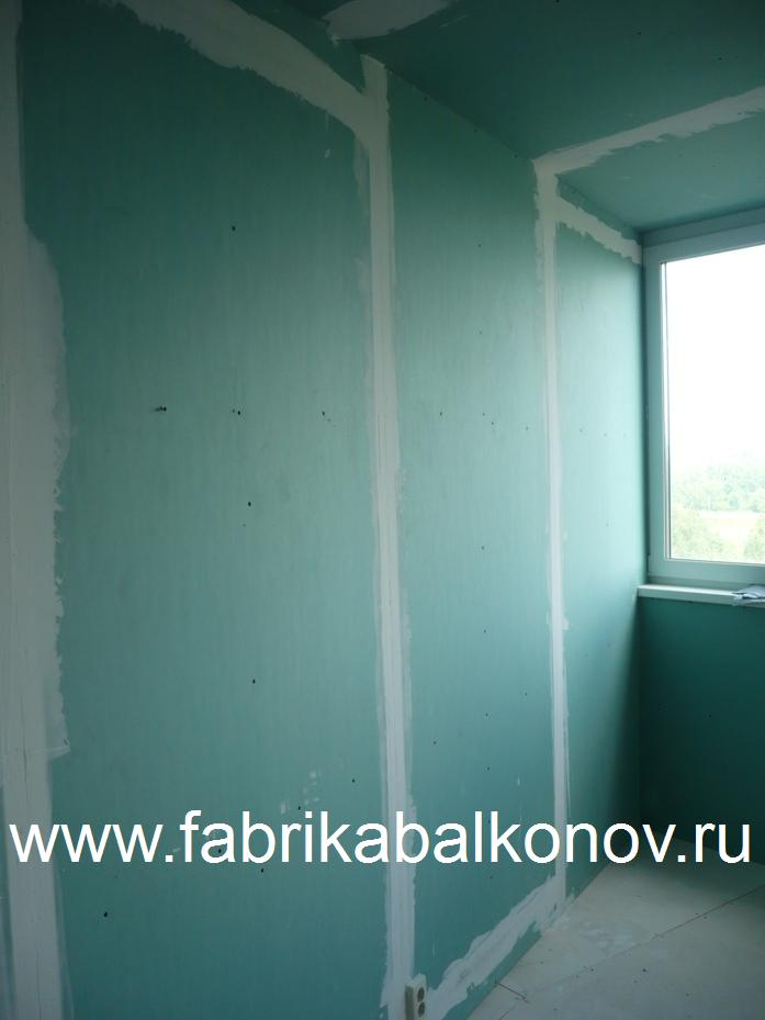 Фабрика балконов.